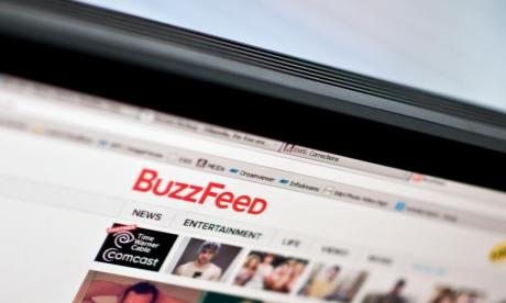 Buzzfeed hacked by OurMine group in response to an article