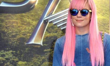 'The language Lily Allen has used is foolish and rightly criticised', says former newspaper editor