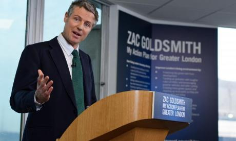 Zac Goldsmith: 'The whole thing in quite a big way is about him trying to restore his reputation', says the Guardian's London commentator