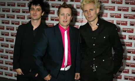 Green Day and HMV - Scott joins the Lonely Lunch Club