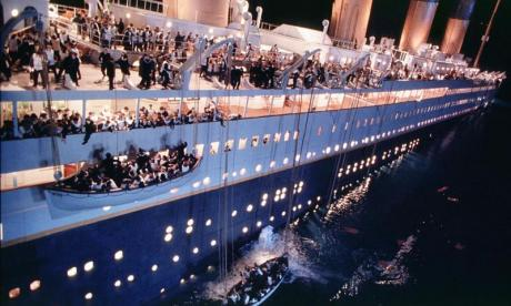 Experts warn a Titanic style disaster could be on the way for luxury cruises