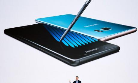 Samsung Galaxy Note 7 phone explosion forces Southwest plane evacuation in America