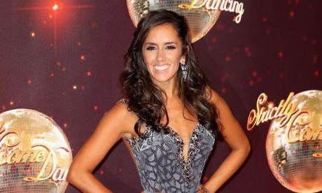 Strictly Come Dancing professional Janette Manrara on Ed Balls, Len Goodman and Melvin Odoom