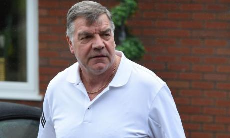 "Sam Allardyce says he was conned in a £60,000 Christmas ""hampers and champers"" scam"