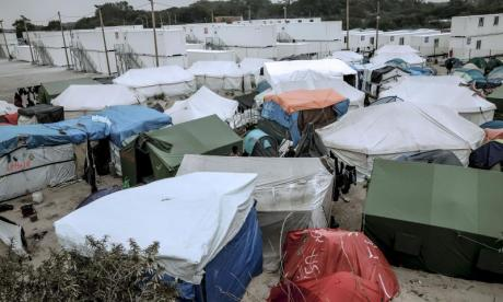 'The threat of eviction is increasing desperation in the Calais Jungle', says charity CalAid