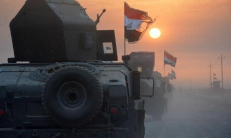 More than one million people at risk as coalition forces work to retake Mosul