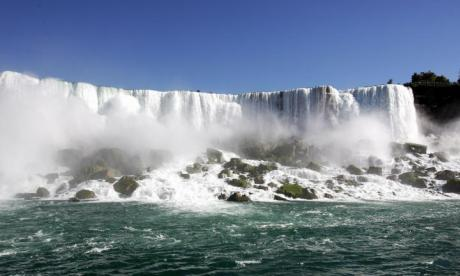 The Big Debate on waterfalls: 'You don't go to Niagara to see the dribble falls'