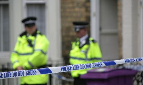 Lone gunman opens fire on house in Manchester