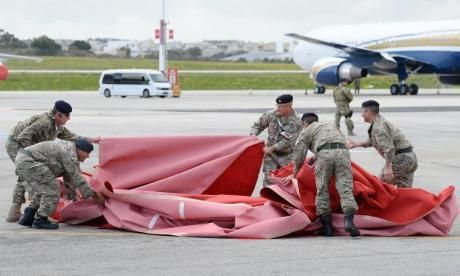 Malta plane crash: Five French customs officials killed, says government