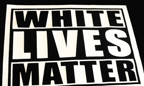 White Lives Matter - a growing hate movement in the United States of America