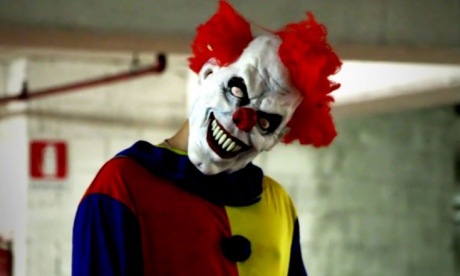 'Killer Clown' craze: Armed clowns rob pizzeria outside Berlin