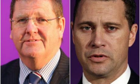 UKIP - MEPs Mike Hookem and Steven Woolfe reported to police over altercation
