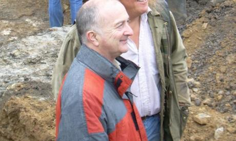 Time Team presenter Tony Robinson blames Michael Gove for scrapping archeology A level
