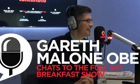 Gareth Malone OBE on his new show and upcoming christmas album