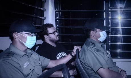 Rurik Jutting found guilty of two murders in Hong Kong