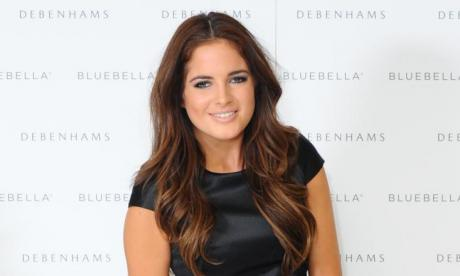 Made in Chelsea's Binky would like to give Hillary Clinton 'a few tequila shots'