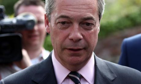 Donald Trump is 'an opportunity for British business', says Nigel Farage