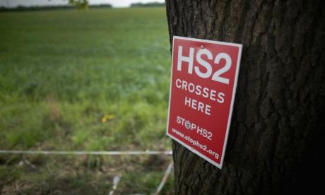 HS2: The government reveals its chosen route for northern section