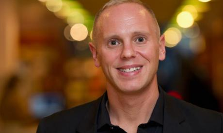 Judge Rinder on performing, Ed Balls and Strictly Come Dancing