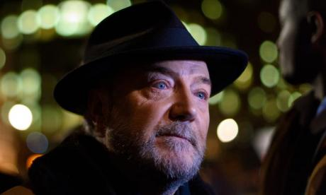 'It was an attack on free speech' - George Galloway speaks to Paul Ross about the 'glitter' incident