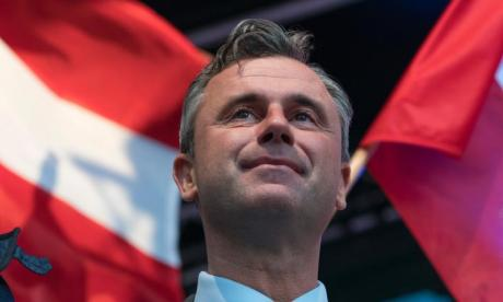 Norbert Hofer - an aeronautical engineer set to streamline Austrian politics