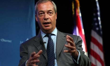 "Nigel Farage's main interest is ""his own ego"", says professor after UKIP leader meets with president-elect Donald Trump"