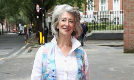 Panto, directors and Theresa May - Actress Maureen Lipman joins Paul Ross