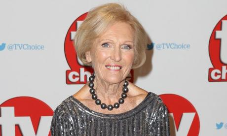 Mary Berry to front new BBC cooking show next year