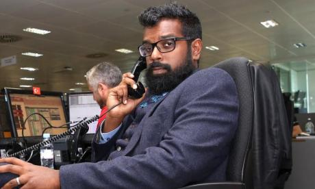 Comedian Romesh Ranganathan on writing comedy, his new DVD and what he'll do next