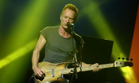 'Sting is like a charisma dementor' - Jon Holmes shares his views on Sting