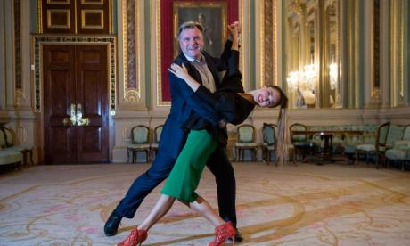 Strictly Come Dancing winner Chris Hollins tips Ed Balls to win BBC show