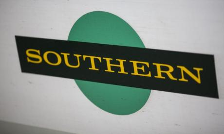 Southern Rail services disrupted after train caught fire