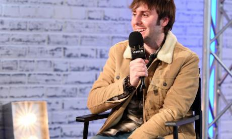 James Buckley on gaming, YouTube, and his Mark Wright comparison