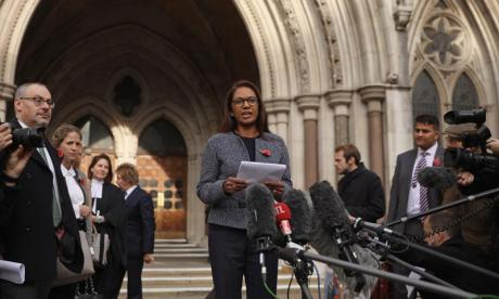 Reactions to the High Court ruling negative among prominent leave campaigners