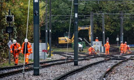 Croydon tram was travelling at three and a half times the speed limit