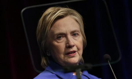 Hillary Clinton: 'The suggestion of a president looking into political opponents is worrying', says journalist