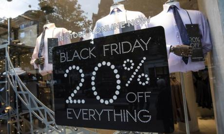 'Black Friday deals are only a bargain if you actually need or want it', warns consumer rights blogger