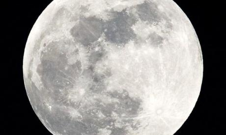 'Supermoon' to shine down on the UK this evening
