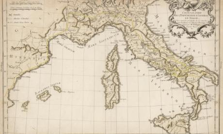 The Big Debate on maps: 'Baby maps are called Maplins, and of course show Drumlins, which are baby drums'