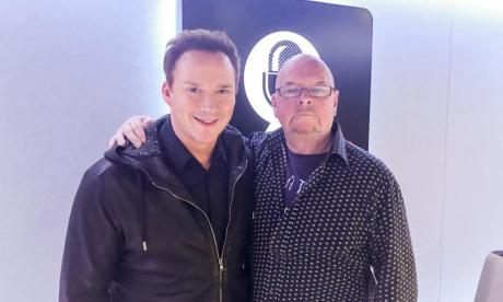 The James Whale Show bonus podcast: Russell Watson