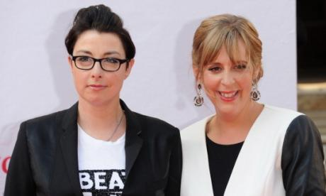 Sue Perkins 'can think of no finer gents' than Richard Osman and Danny Baker to join Bake Off