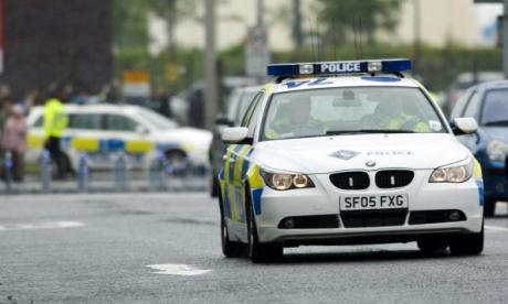 Four teenagers charged after high speed chase