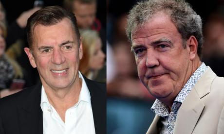 'I'm always in awe of all of the people who win the awards at The Millies', says Jeremy Clarkson