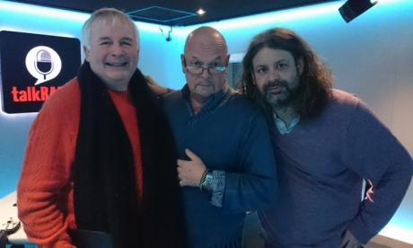 The James Whale Show bonus podcast: Christopher Biggins