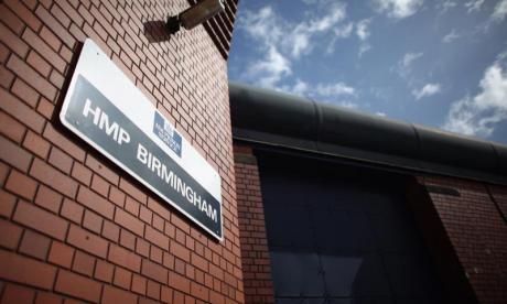 Chaos breaks out at privately run Birmingham prison