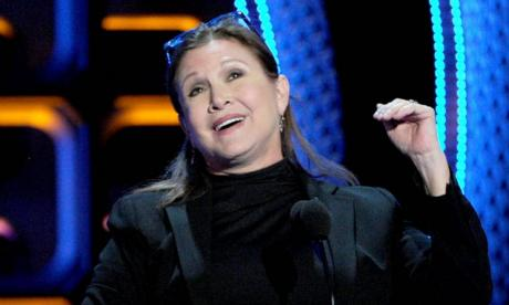 'There is a very thin line between Princess Leia and Carrie Fisher for Star Wars fans', says Jedi News