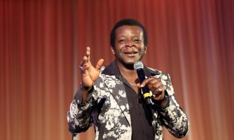 Stephen K Amos on touring, the Edinburgh Fringe and meeting the Royal family
