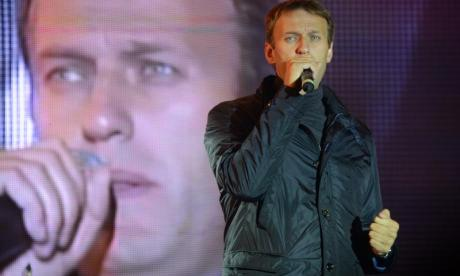 Alexei Navalny - the daring activist who aims to unseat Vladimir Putin