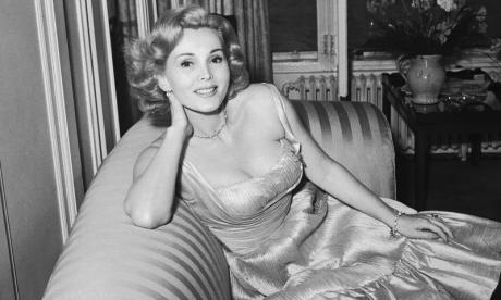 Hollywood star Zsa Zsa Gabor dies after heart attack, aged 99