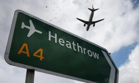 22-year-old arrested at Heathrow on suspicion of preparing for terrorist acts
